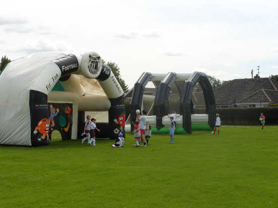 Fit for Football Inflatable